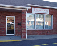BioMetrics Waterbury Office Location